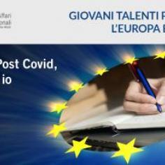 """""""Premio IAI"""" - Giovani talenti per l'Italia, l"""