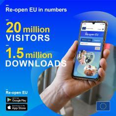 Viaggiare sicuri in Europa: 20 milioni di visite