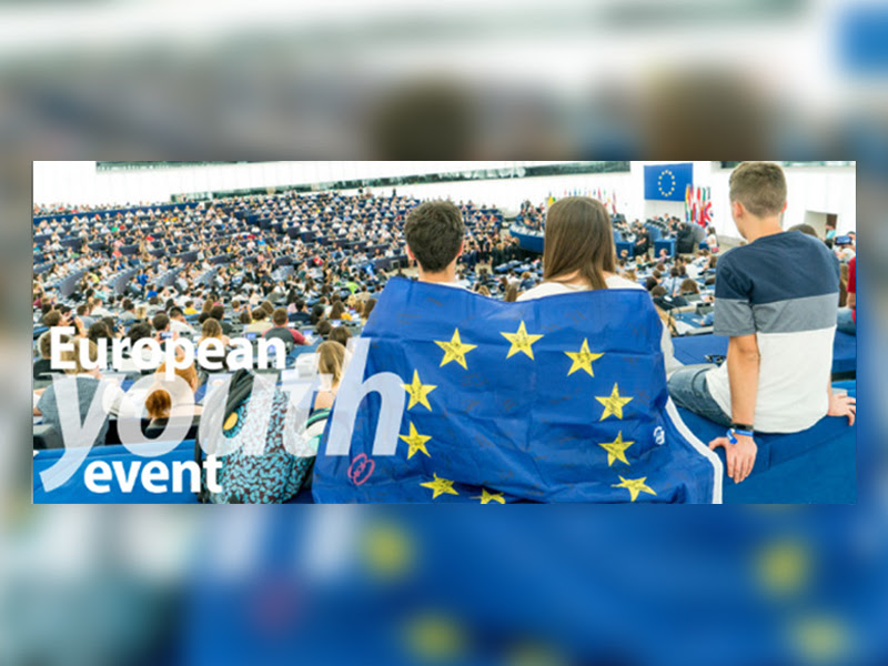 Nuove date per lo EUROPEAN YOUTH EVENT (EYE)!