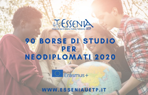 Tirocini per neodiplomati 2020: 6 mesi in Europa